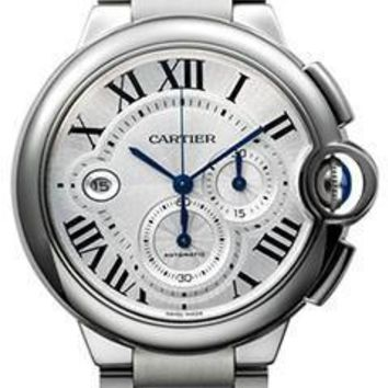 Cartier - Ballon Bleu 44mm - Stainless Steel