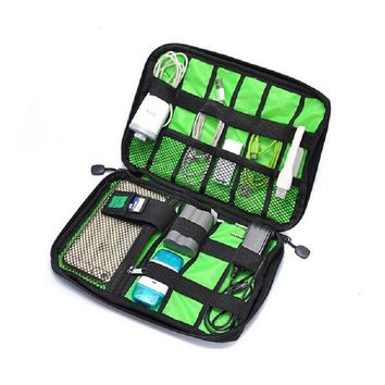New Electronic Accessories Nylon Travel Bag Organizer