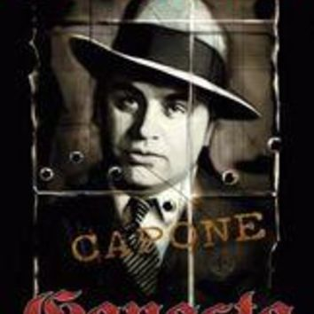 Al Capone Old School Gangsta