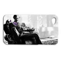 Cool Scary Joker Shuffling Cards Batman Cute Case iPhone iPod Phone Cover Funny