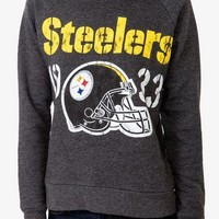 Pittsburgh Steelers Logo Sweatshirt