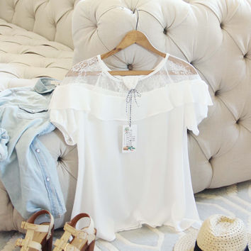 Willow Valley Blouse