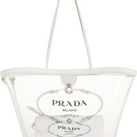 Prada Small Plex Shopper | Nordstrom