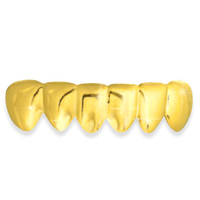 BOTTOM GOLD GRILL