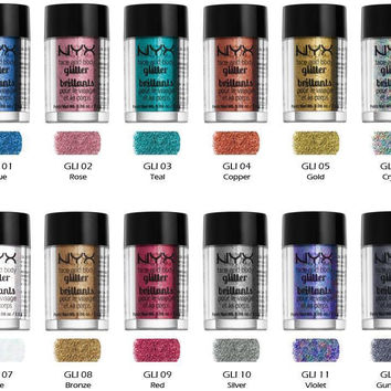 NYX Pigments Metallic Velvet