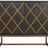 Moe's Home Collection Coltrane 47.25'' x 18.9'' Cocktail Cabinet