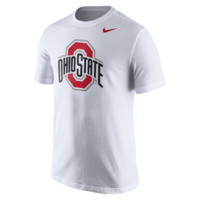 Nike College Cotton Logo (Ohio State) Men's T-Shirt