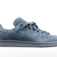 Adidas Originals Men's Stan Smith Suede Dark Onix