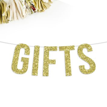 Gifts Party Banner