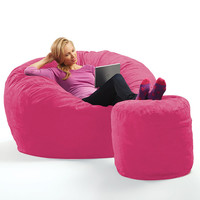 Micro Suede Theater Sack Bean Bag Chair