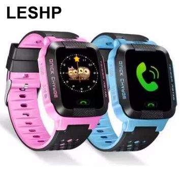 Children Smart Watch GPRS Base Station  Study Play Touch Screen