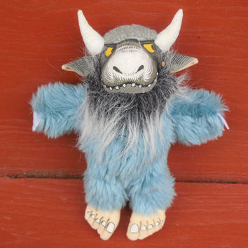 1983  Where the Wild Things Monster / Maurice Sendak's / Great Childs Gift