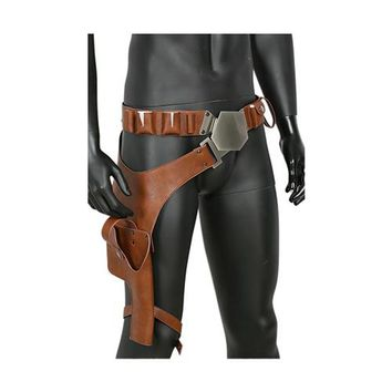 Xcoser Star Wars Han Solo PU Leather Blet Cosplay Props