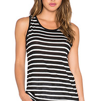 BB Dakota Codie Tank in Black & White