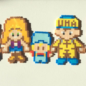 Harvest Moon Bead Sprites