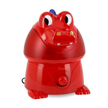 Crane Adorable Ultrasonic Cool Mist Humidifier with 2.1 Gallon Output per Day - Dragon