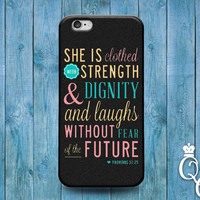 iPhone 4 4s 5 5s 5c 6 6s plus iPod Touch 4th 5th 6th Generation Cool Bible Verse Proverbs Christian Book Quote Cover Cute Artistic Word Case
