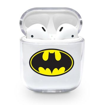Retro Bat Hero Airpods Case