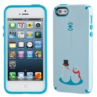 Speck Products CandyShell Holiday Glossy Case for iPhone 5 & 5S - FrostyFriends
