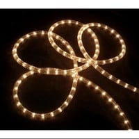 Walmart: 18' Clear Indoor/Outdoor Christmas Rope Lights