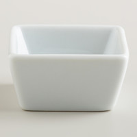 Mini Square Dishes, Set of 8 - World Market