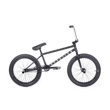 DEVOTION A BLACK PATINA FRAME COMPLETE BMX BIKE 2019
