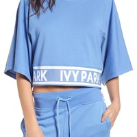 IVY PARK® Logo Band Crop Tee | Nordstrom