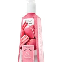 Deep Cleansing Hand Soap Pink Vanilla Macaron