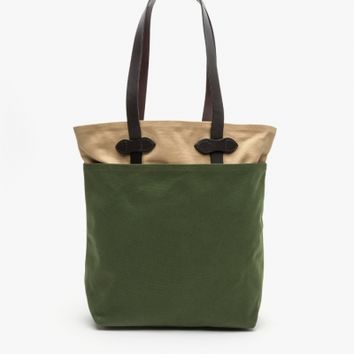 Filson Medium Canvas Tall Tote