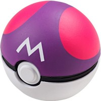 Pokemon Soft Foam 2.5 Inch Pokeball Toy Master Ball