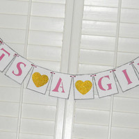 best pink and gold baby shower banner products on wanelo Winter Coat Clip Art neck warmers clip art free