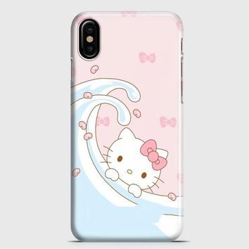 Hello Kitty iPhone X Case