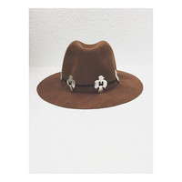 Thunderbird Concho Hat Band