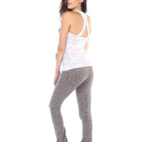 The Emerson Pant in Grey Moss