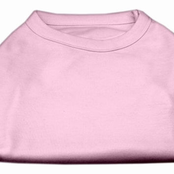 Plain Shirts Light Pink  Sm (10)