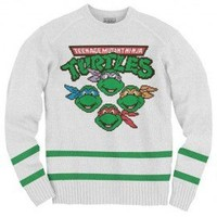 Teenage Mutant Ninja Turtles Knit Sweater