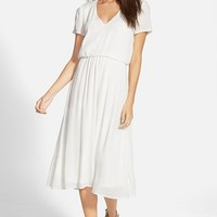 Women's Wayf Blouson Midi Dress