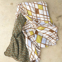 Mission Glass Scarf [3351] - $17.00 : Vintage Inspired Clothing & Affordable Fall Frocks, deloom   Modern. Vintage. Crafted.