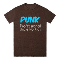 punk-professional uncle no kids