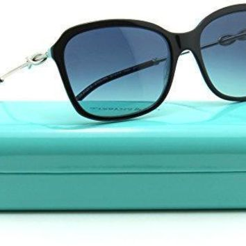 Tiffany & Co. Tf 4128b Womens Rectangular Sunglasses 81939s