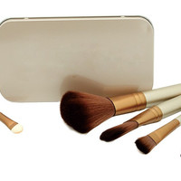 Naked 7 Piece Makeup Brush Set