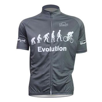 DCCKHG7 New Evolution Alien SportsWear Mens Cycling Jersey Cycling Clothing Bike Shirt Size 2XS TO 5XL