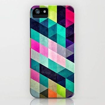 Cyrvynn Abstract Mobile Cover