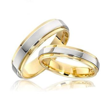 Women and Men Wedding Bands