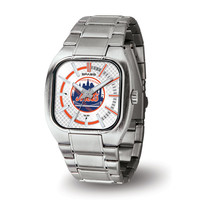 New York Mets MLB Turbo Series Men's Watch