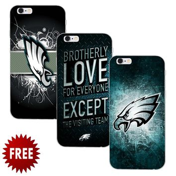 Free Awesome Philadelphia Eagles iPhone Case For All iPhones