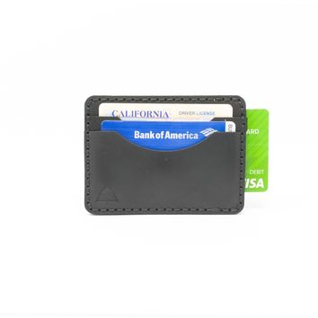 Hemlock Money Clip Wallet (Black)