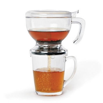 Simpliss 'a Tea Direct Immersion Brewing Method for Tea