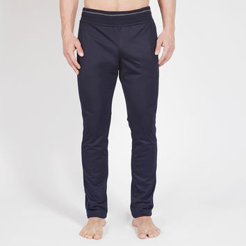 Uncuffed Cool Tech™ Pants (navy)
