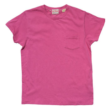 Levis Vintage Clothing 1950'S Sportswear Tee Faded Cerise